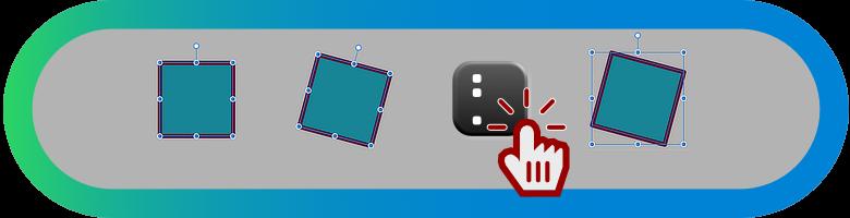 In Affinity Designer die Bounding Box zurücksetzen