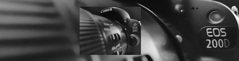 Die Canon EOS 200D – ein paar Eindrücke