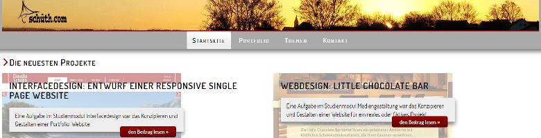 schüth.com wird zu claudia-schueth.de