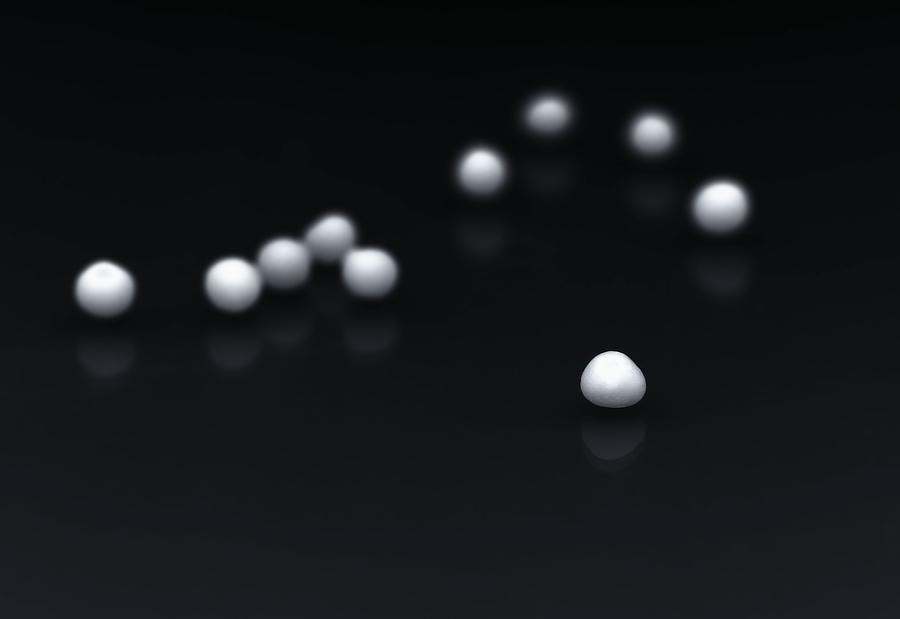 White dots [16.1.2019]